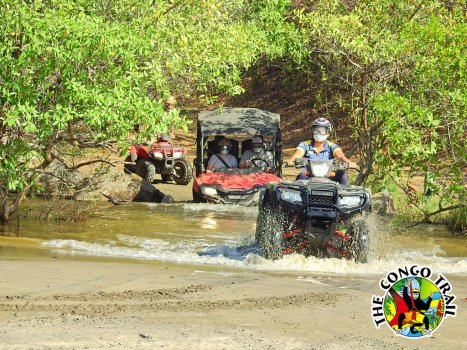 Welcome to ATV Tours Congo Trail, Guanacaste, Costa Rica