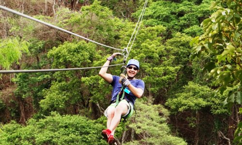 Welcome to Papagayo Floating & Canopy Tours Costa Rica